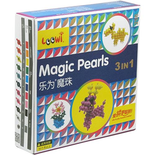 乐为魔珠,三合一彩盒装,型号:LWMZ296,订货号:29611
